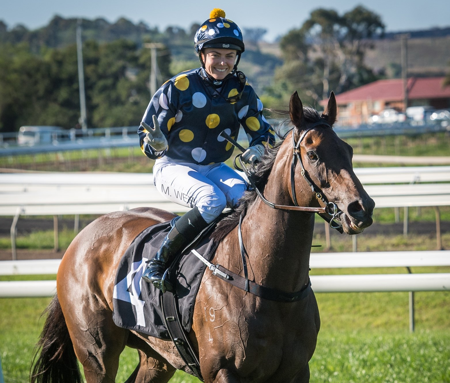 Jerry's Plains Cup Day